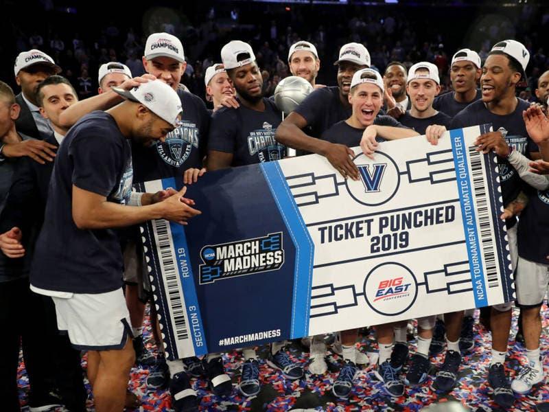 Temple, Villanova Head Into NCAA Tournament: Schedule, Brackets
