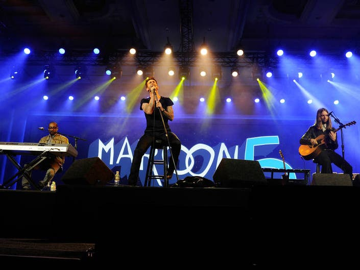 Outrage Over Rumors Maroon 5 To Play At Atlanta Super Bowl