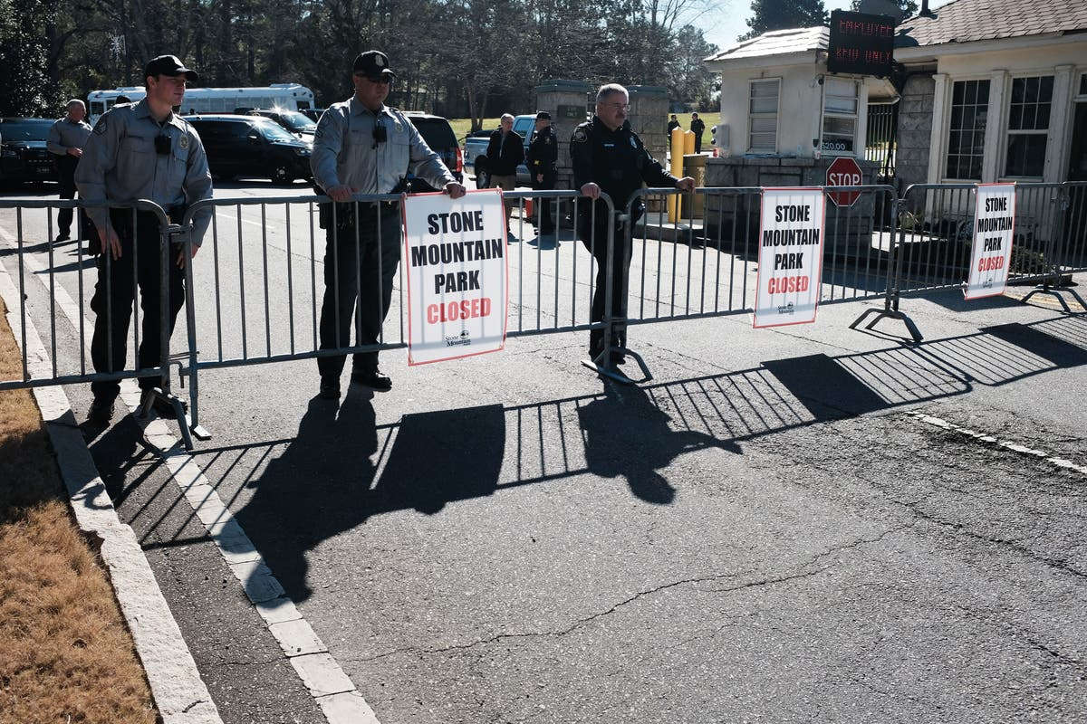 Anti-Racism Coalition: We Had To Be 'Armed' At Stone Mountain