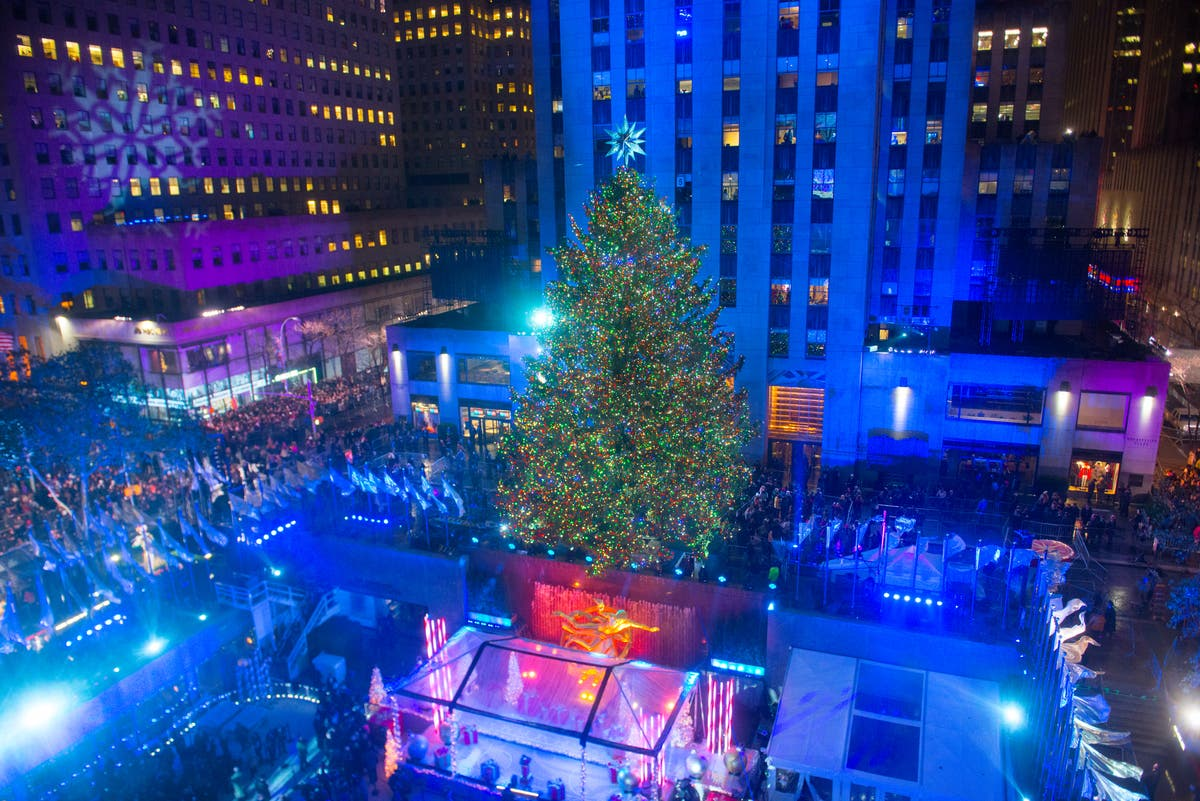 Rockefeller Center Tree Lighting 2017: Ceremony, How To Watch