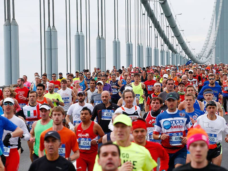 Nyc Marathon 2018 How To Watch Race Route Traffic Closures New York
