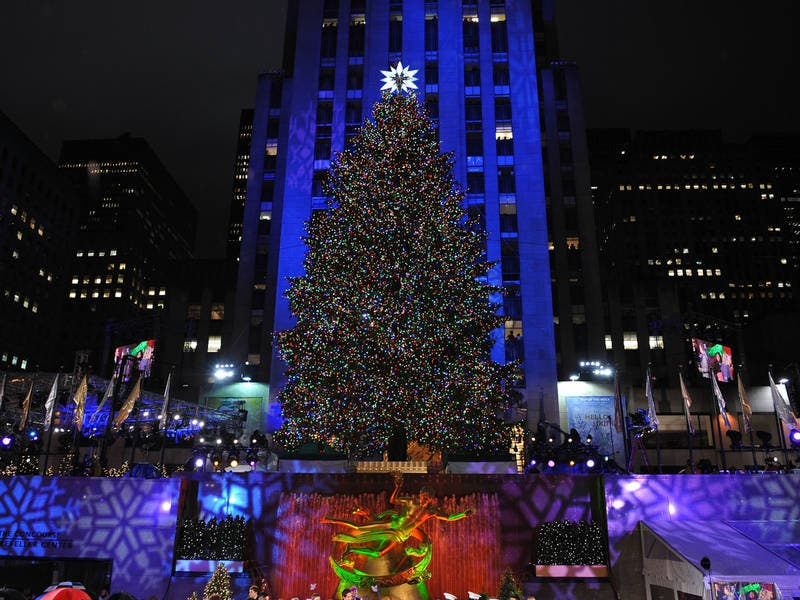 Rockefeller Center Tree Lighting 2018: How To Watch, Performers