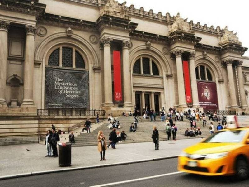 The Met To Inaugurate Facade, Great Hall Exhibits In 2019