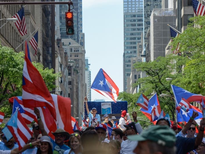 NYC Puerto Rican Day Parade 2019: Streets Closed, Route, Honorees