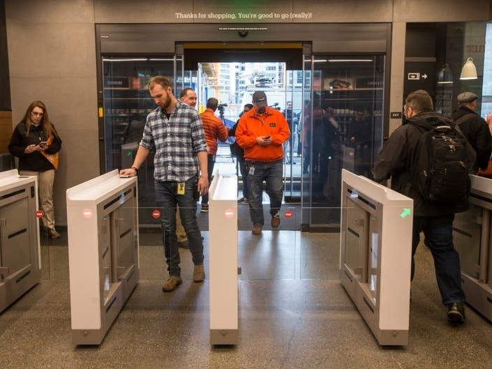 Amazon Opens Second NYC Amazon Go Store In Midtown