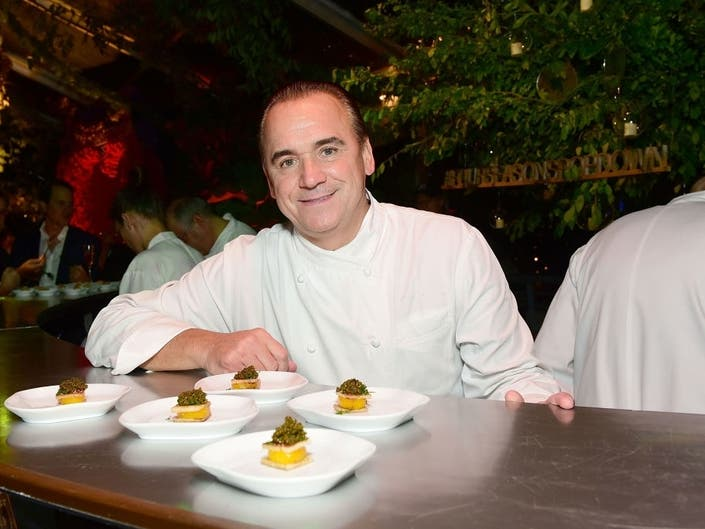 Jean-Georges Eatery To Seat Only Billionaires Row Locals: Report