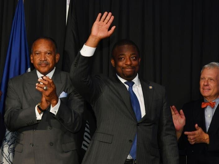 Harlem Sen. Brian Benjamin May Run For Comptroller, Report Says