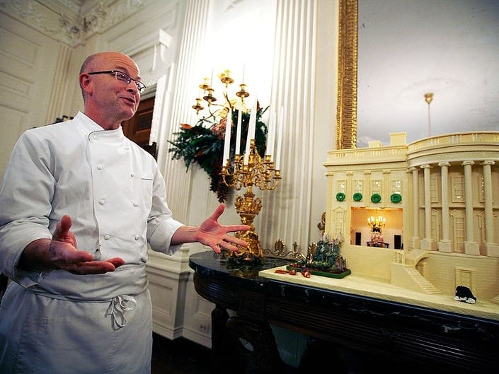 Former White House Chef Opens UES Restaurant, Report Says