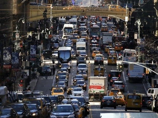 Congestion Charge To Be Decided Behind Closed Doors: Report