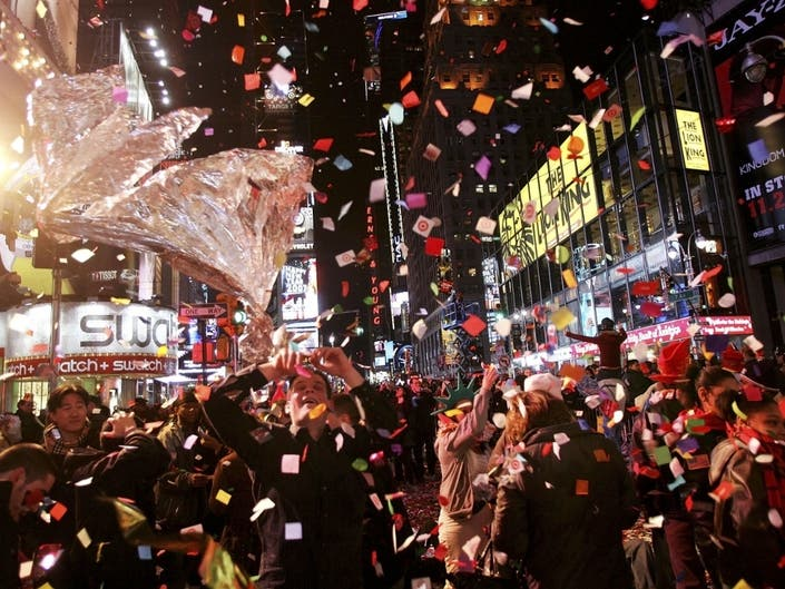 Nyc New Year S Eve Guide 2020 Times Square Ball Drop