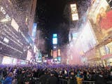 Watch Live: Times Square New Year's Eve Ball Drop 2020