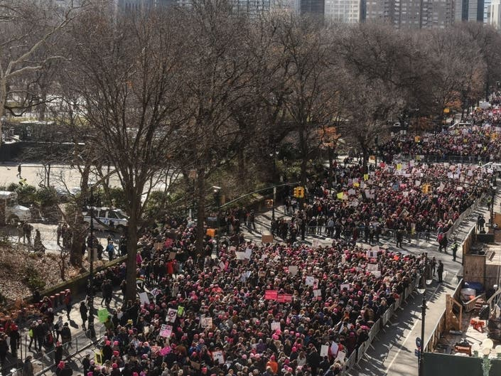 NYC Womens March 2020: Route, Street Closures, Weather