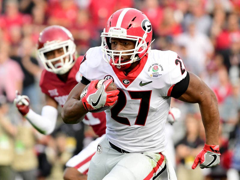 Rose Bowl Georgia Bulldogs Heading To Championship With Win