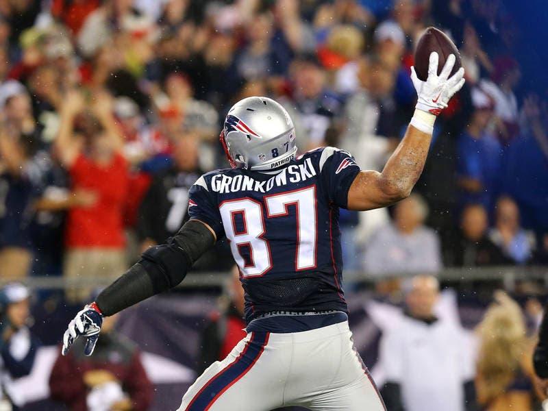 Patriots Rob Gronkowski Retires