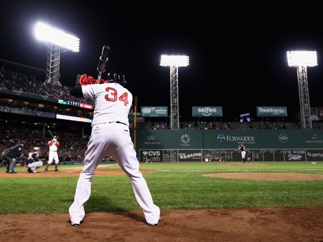 David Ortiz Smiling, 'Resting Comfortably' At MGH   Boston, MA Patch