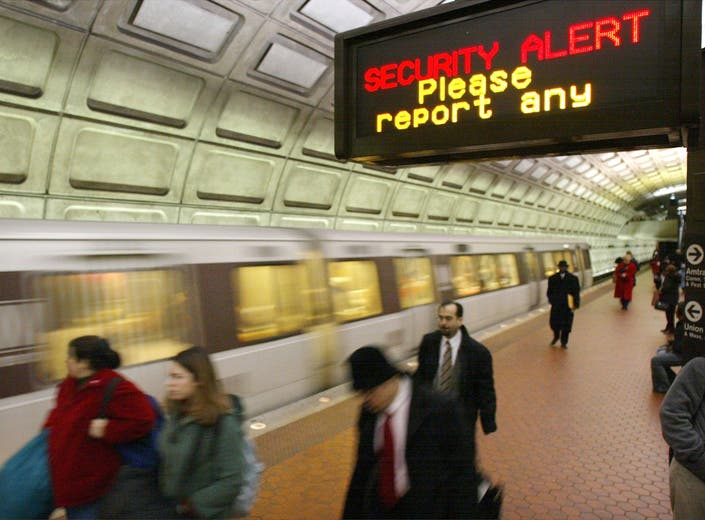 Metro Suspended Service To Arlington Station Due To Fire: Report