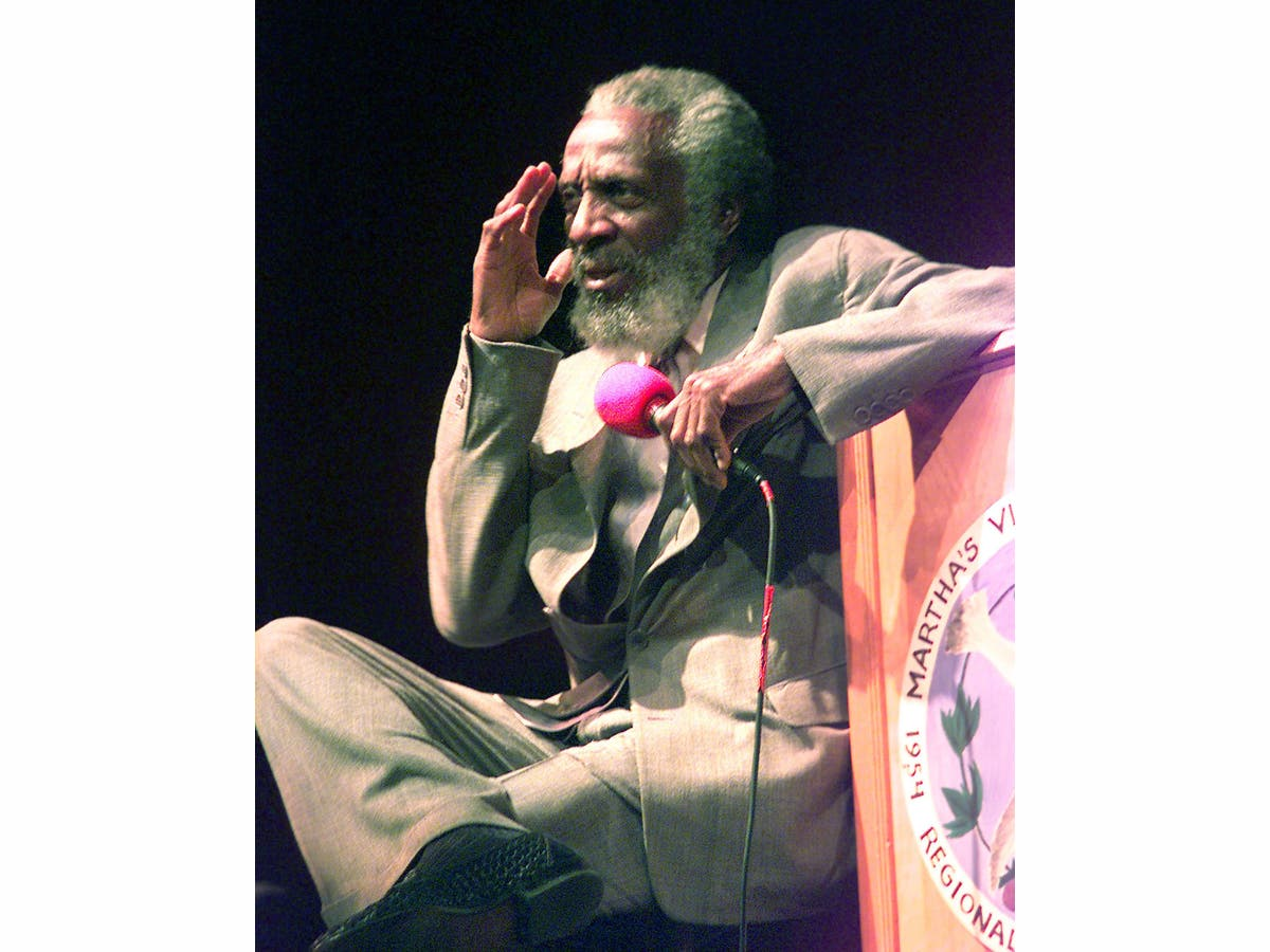 Dick Gregory, Legendary Stand-Up Comic, Dies At 84 | Across ...