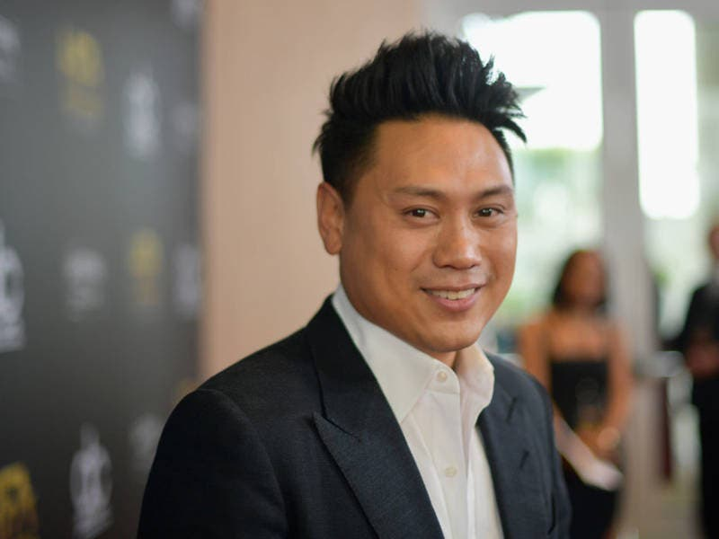 Crazy Rich Asians Director Jon Chu Named Showman Of The Year