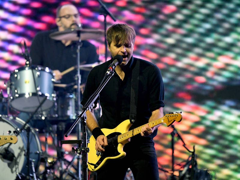 Death Cab For Cutie Third Eye Blind To Play Wrex The Halls 2018