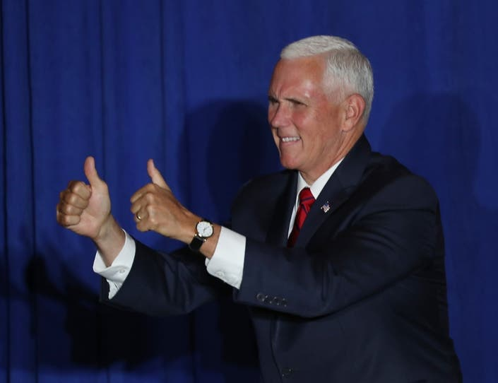 Vice President Mike Pence To Visit San Diego Thursday