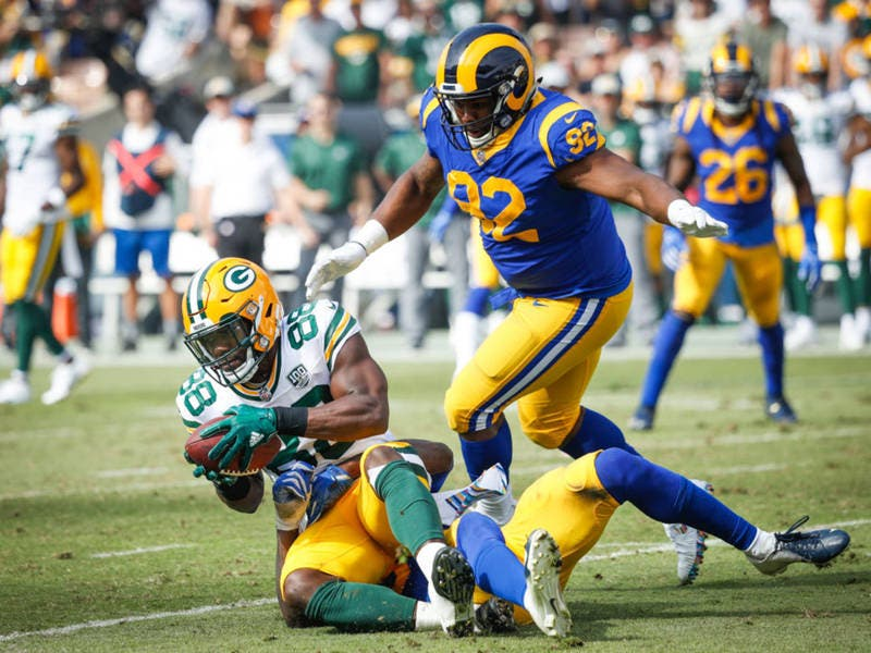 Ty Montgomery Had  Tantrum  Before Fateful Packer Fumble  Report. GREEN  BAY ce517a02a