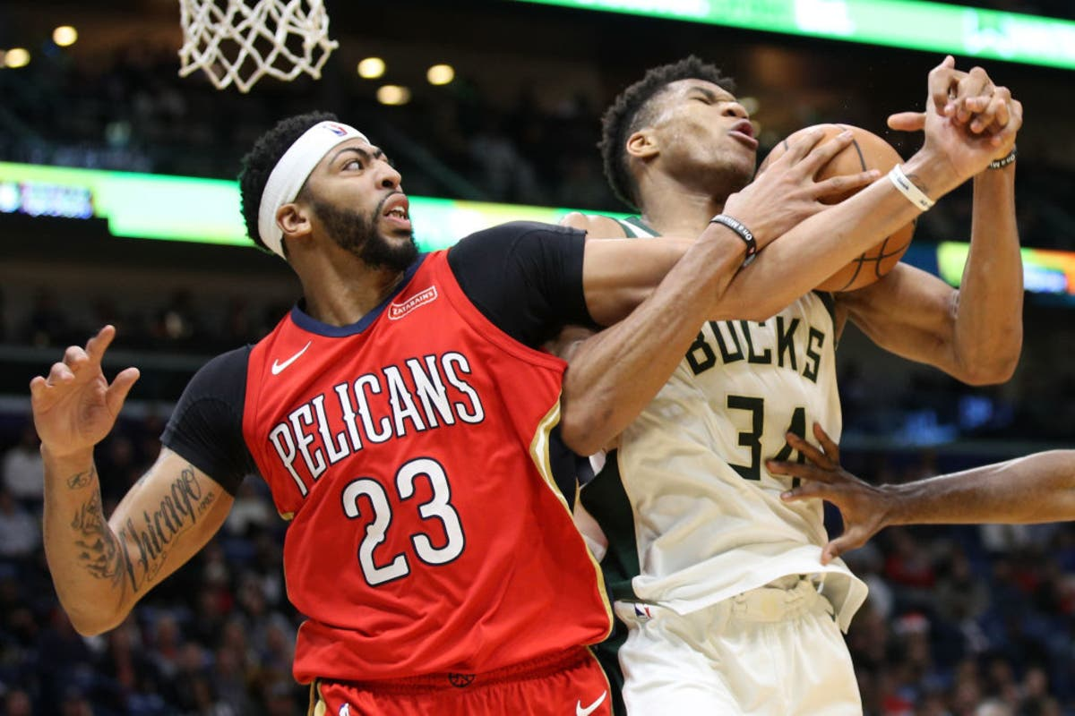 Are The Milwaukee Bucks Interested In Trading For Anthony Davis Milwaukee Wi Patch