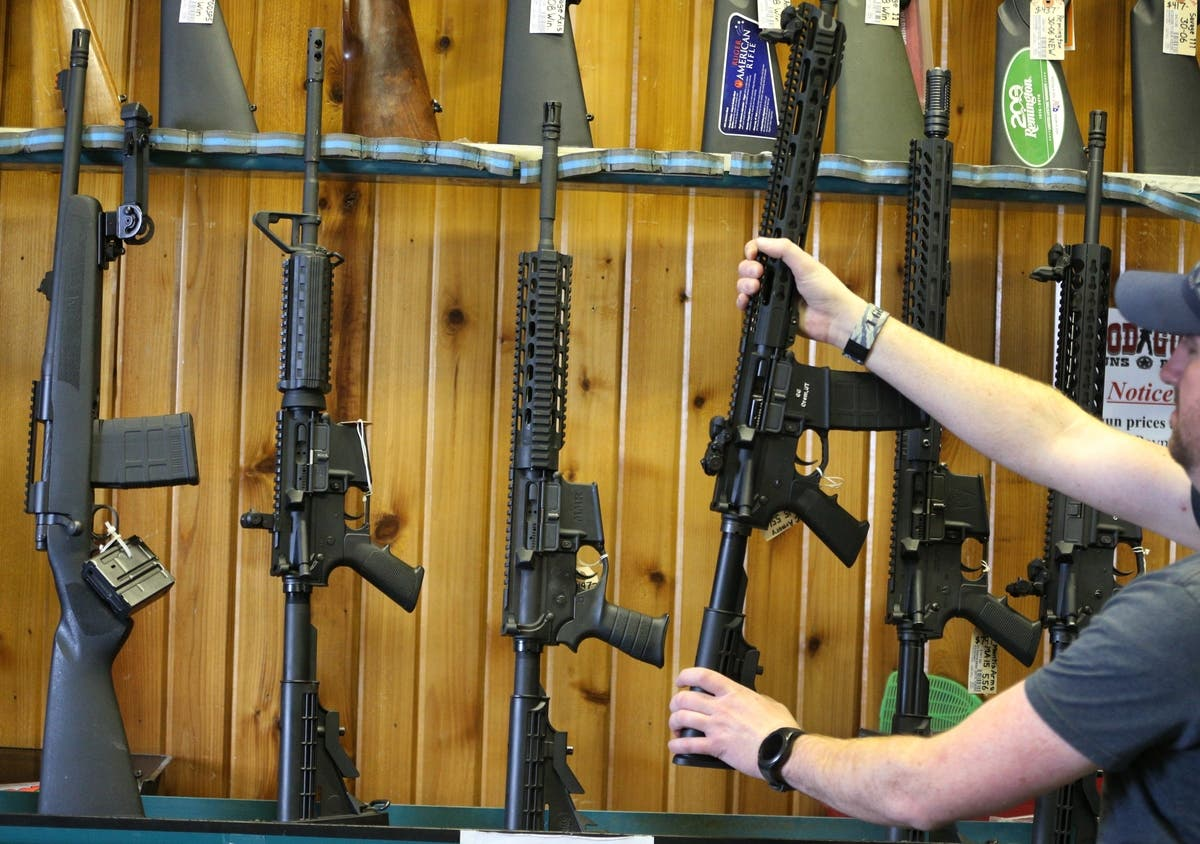 NRA Slams Republican-Backed Gun Control Bill In Minnesota