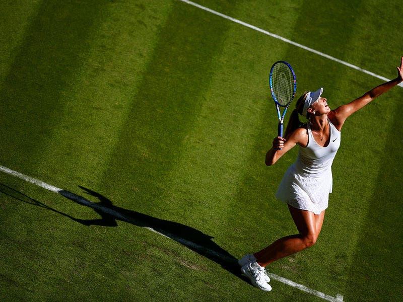 Maria Sharapova Plays Final For Oc Breakers In Newport Beach
