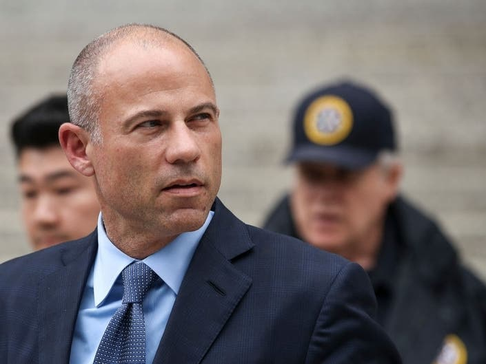 Avenatti Placed On Suspension By California State Bar Association
