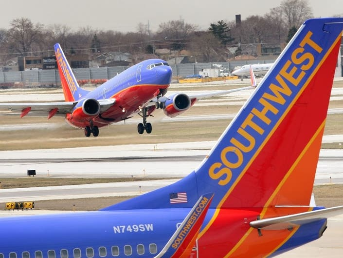 Southwest Airlines Sale: See John Wayne Airports Best Fares