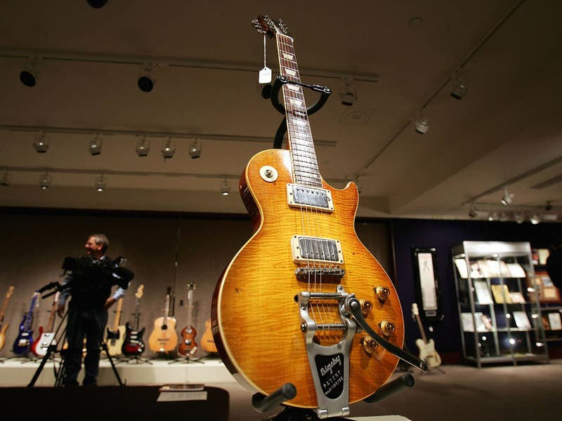 3 Chords And The Truth Guilt Overwhelms Nashville Guitar Thief
