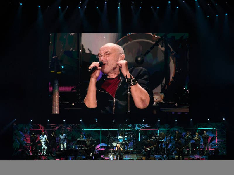 Phil Collins Not Dead Yet, Live! Adds Houston To Tour