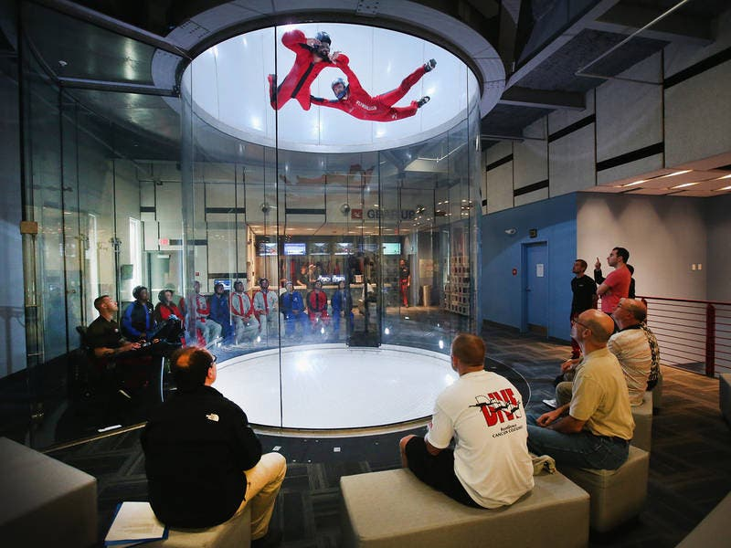 Indoor Skydiving Coming To Edison