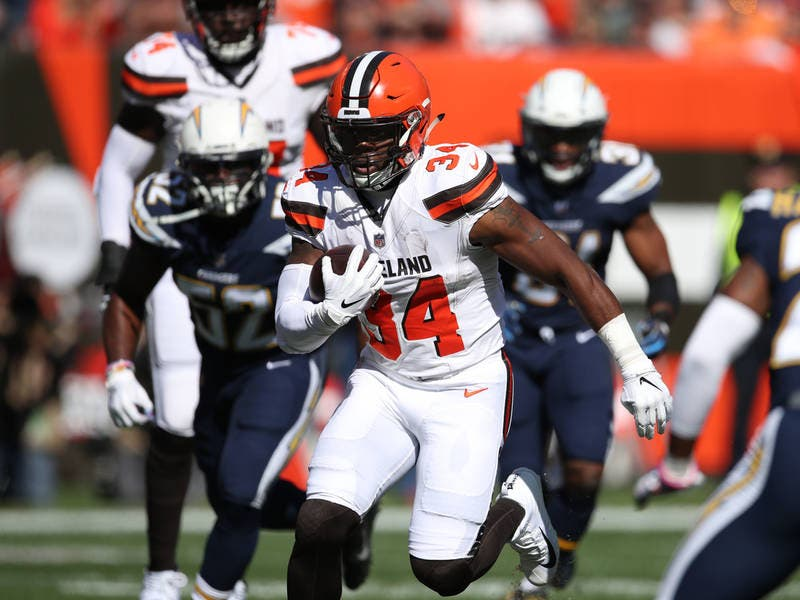 browns running back traded to the jaguars: reports | cleveland, oh patch
