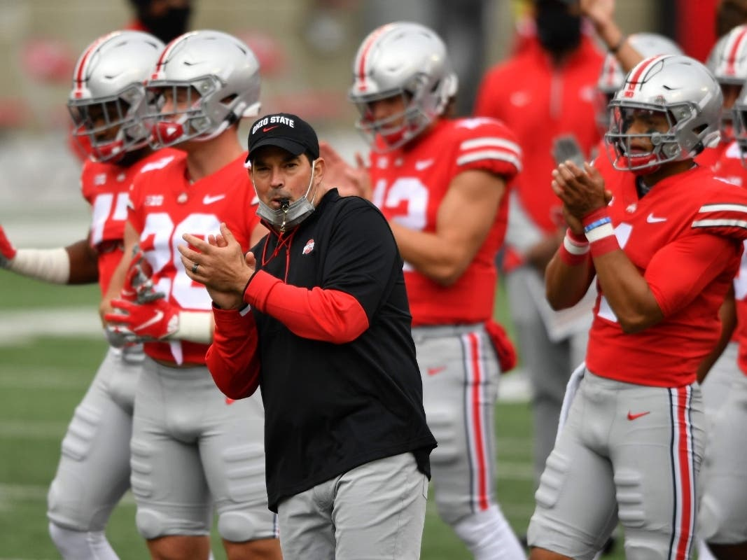Ohio State Coach Ryan Day Cannot Participate In Upcoming Game