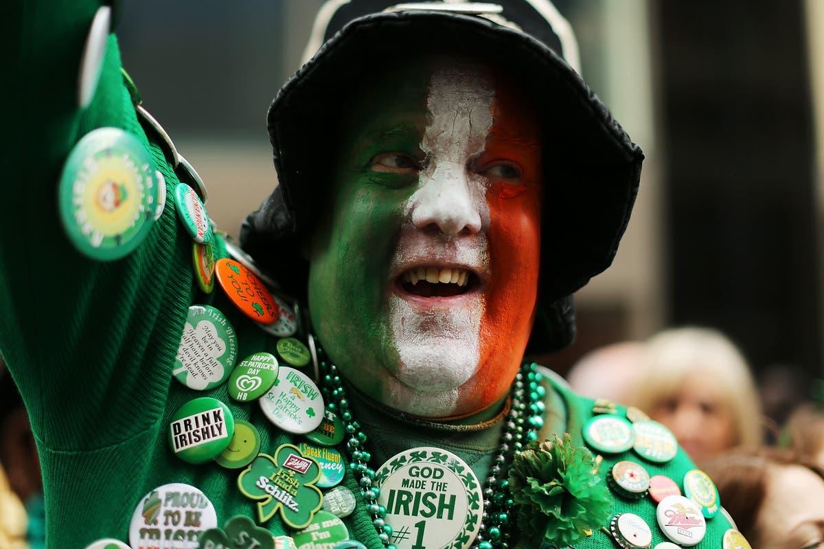 Seattle St  Patrick's Day Among Best In U S , Report Says