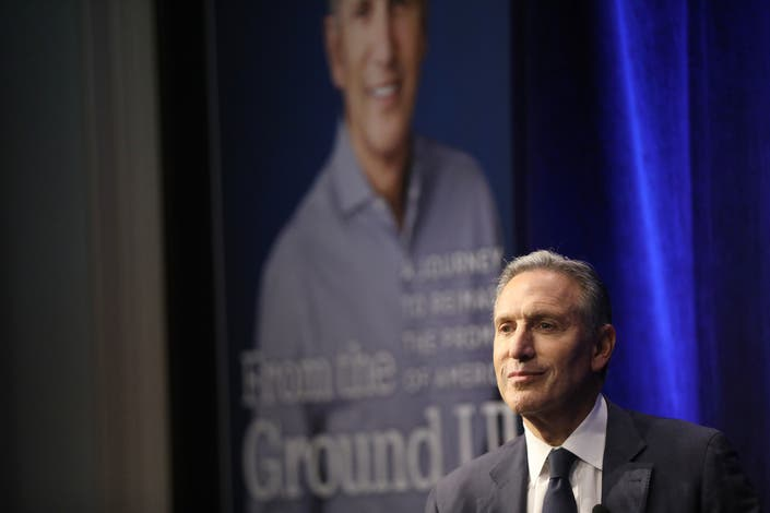 Howard Schultz Protest In Seattle Planned For Thursday