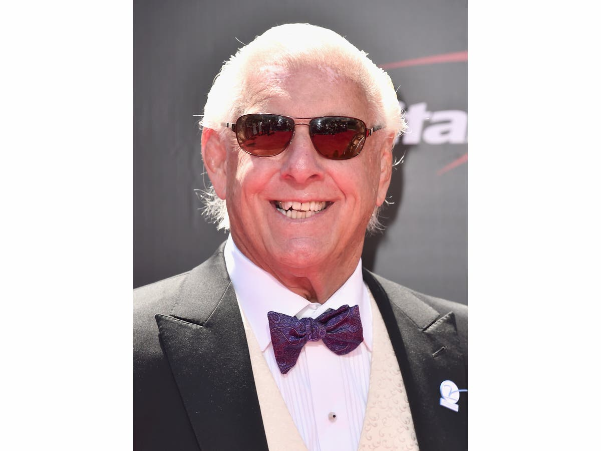 Wrestling Legend Ric Flair Suffering From Multiple Organ