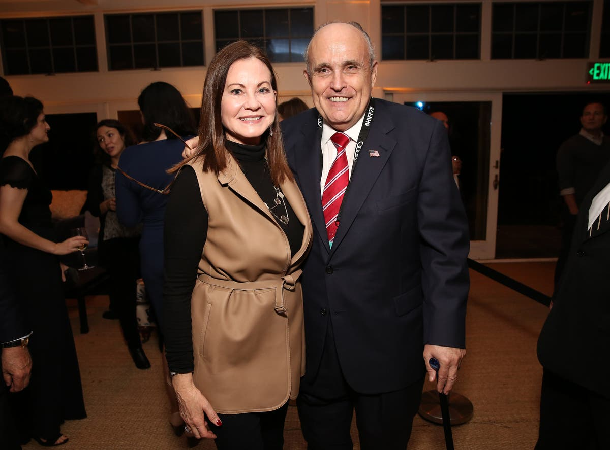Rudy And Judith Giuliani To Divorce Report Tribeca Ny Patch