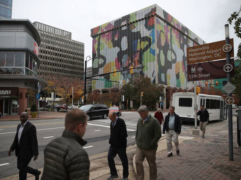 Amazon Incentives Package Approved By Arlington County