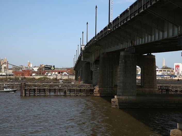 Alexandria Man Killing In Stabbing While Working On DC Bridge