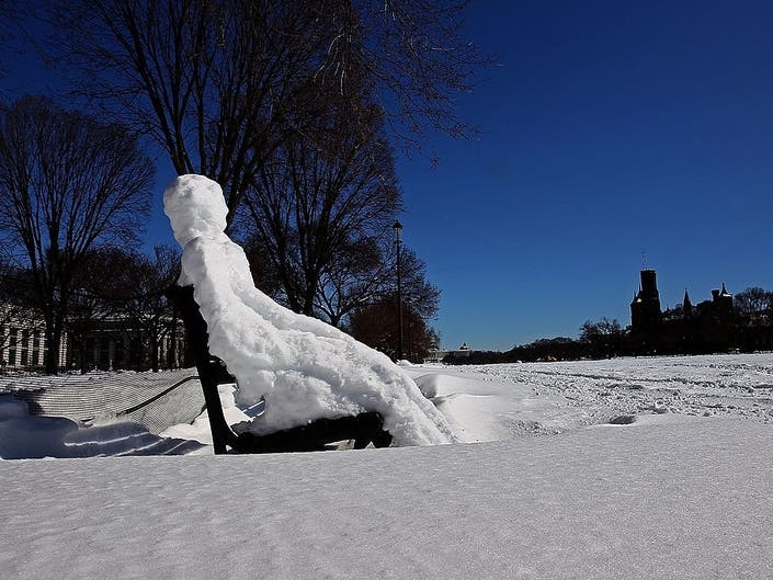 Snowiest Day On Record: The Day Fairfax Co. Saw 25.5 Inches Fall