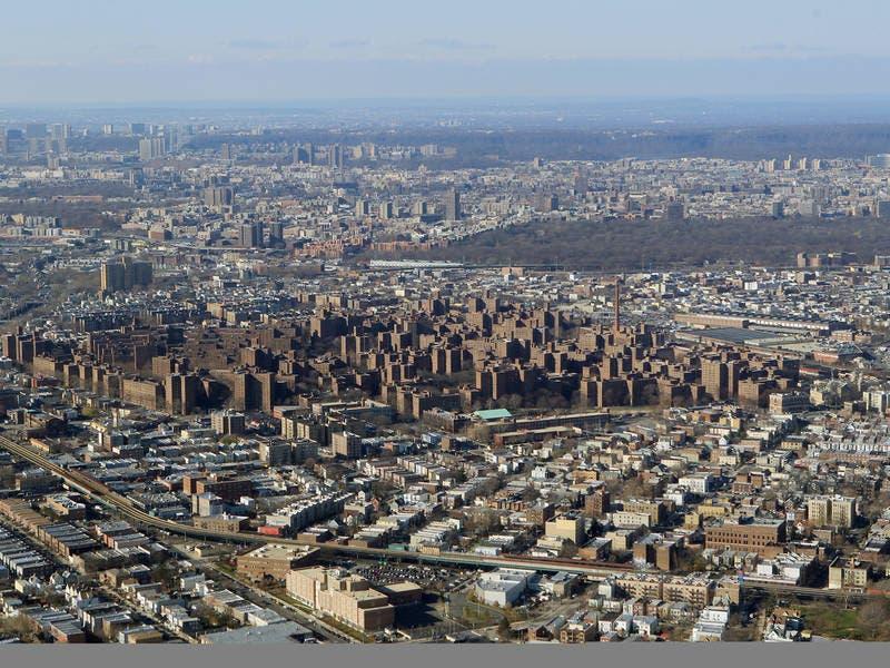 Disparity Report - New York City