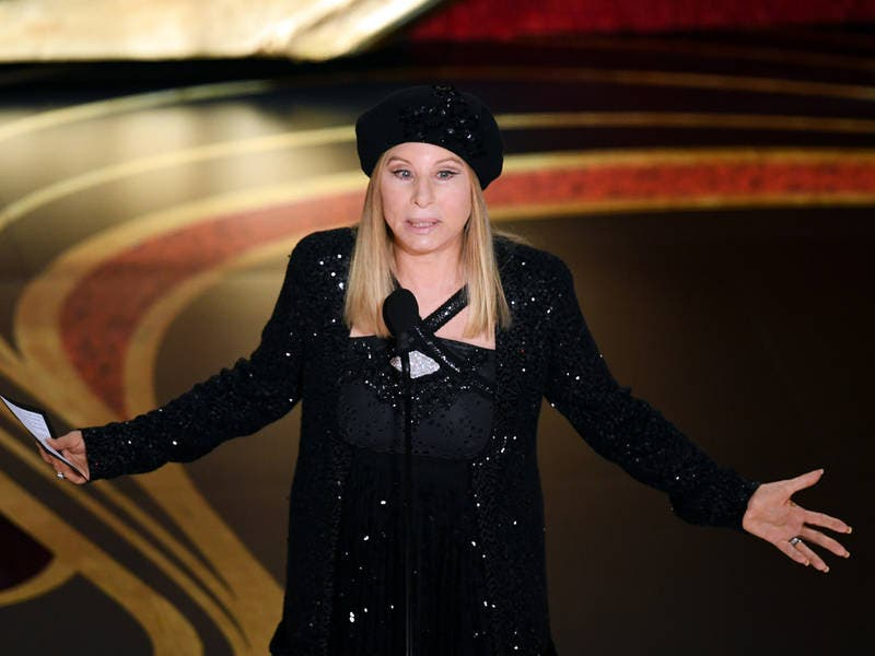 Streisand Fan Stole From Cop Charity To Buy Babs Tix | Patch PM