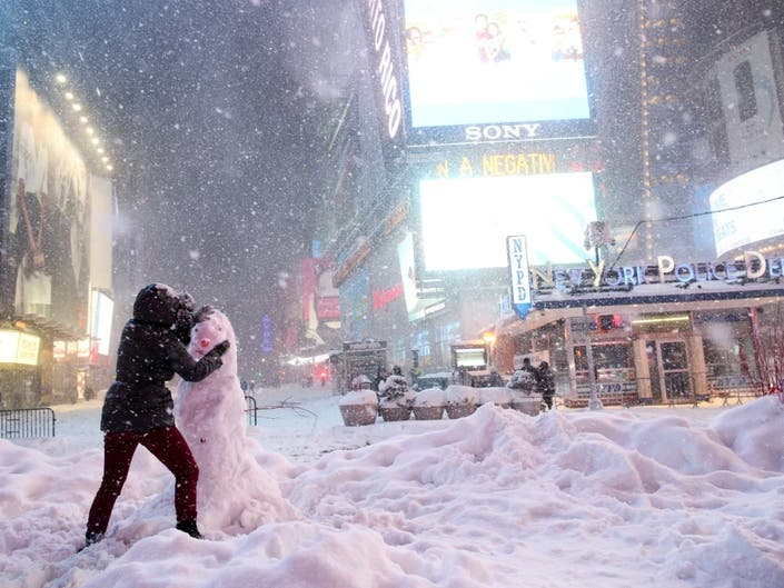 Snowiest Day On Record: Remembering The Storm That Buried NYC