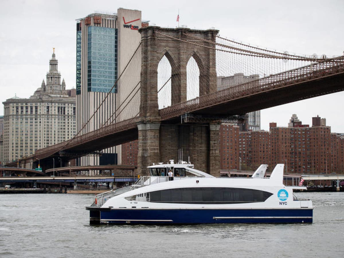 Ferry Service Canceled In Williamsburg And Greenpoint
