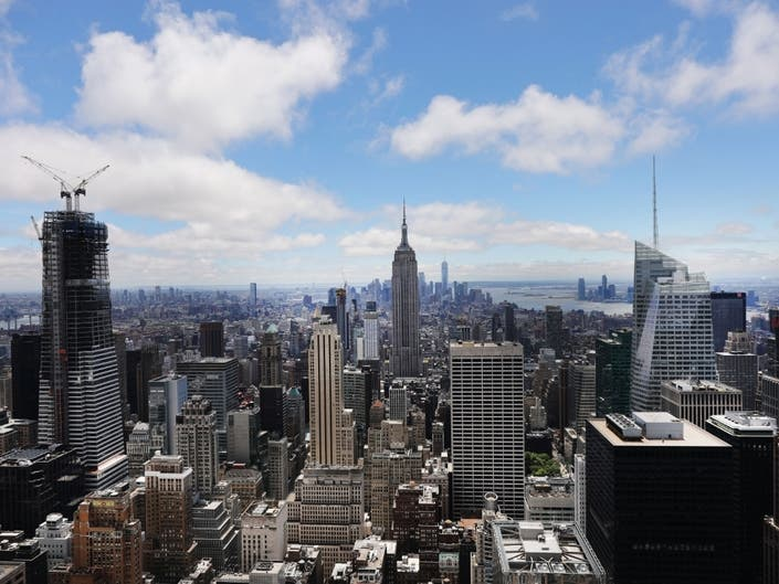 NYC Weather: Expect Autumn And Summer This Week