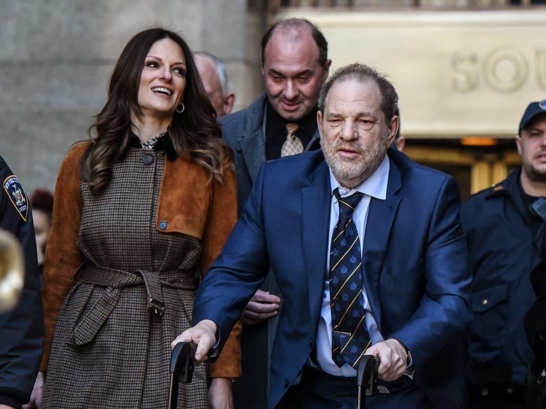 Harvey Weinstein Rape Trial Deliberations Begin In New York City