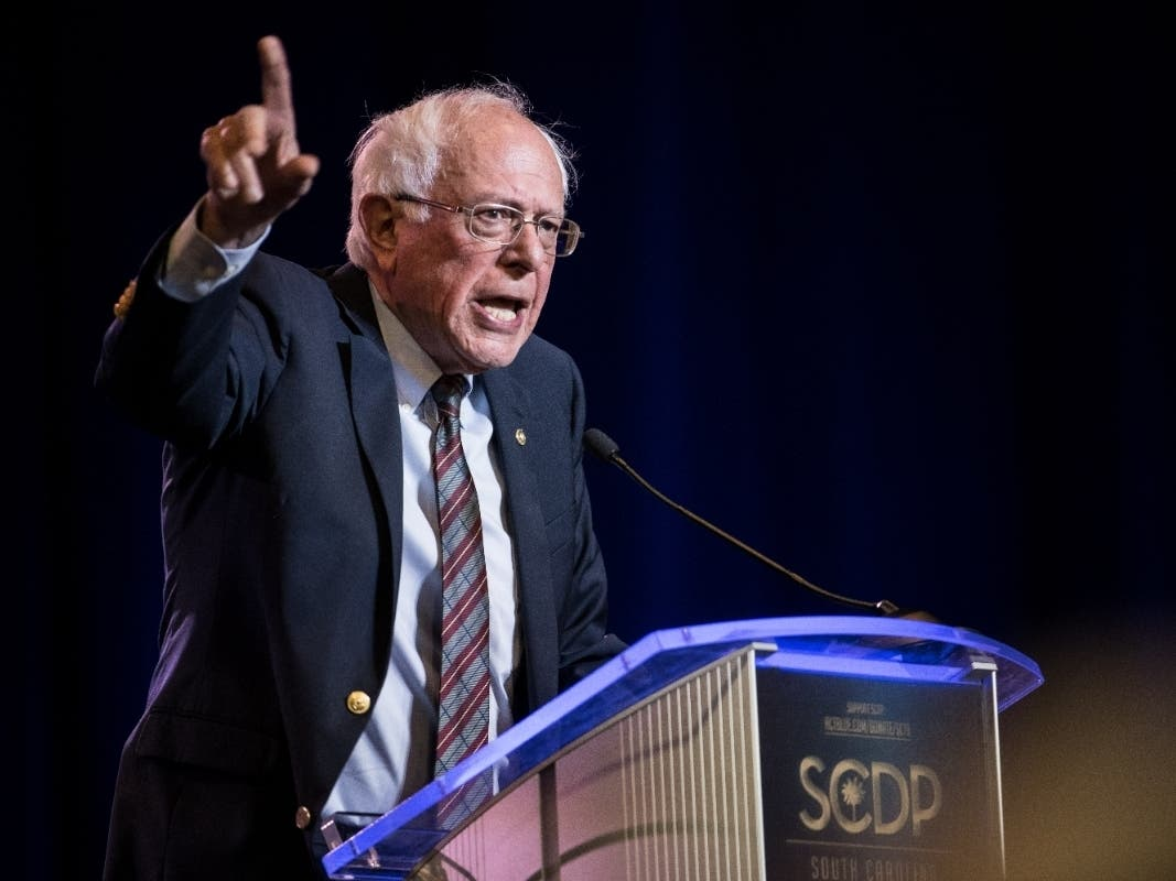 Bernie Sanders To Hold Campaign Rally In Richmond