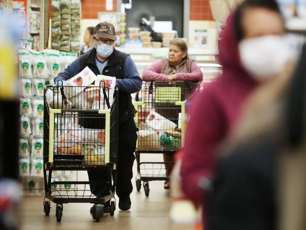 The Pandemic's Toll On Essential Workers In California